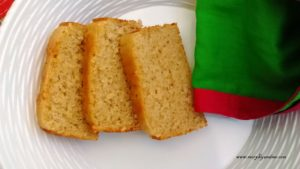 An eggfree and part wholewheat simple pineapple cake recipe, perfect for beginners. This cake is super easy to bake and tastes yummy too.