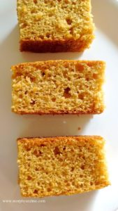 The easiest recipe for an eggfree vanilla cake. This recipe is perfect for beginners. Just get the ingredients and mix away.