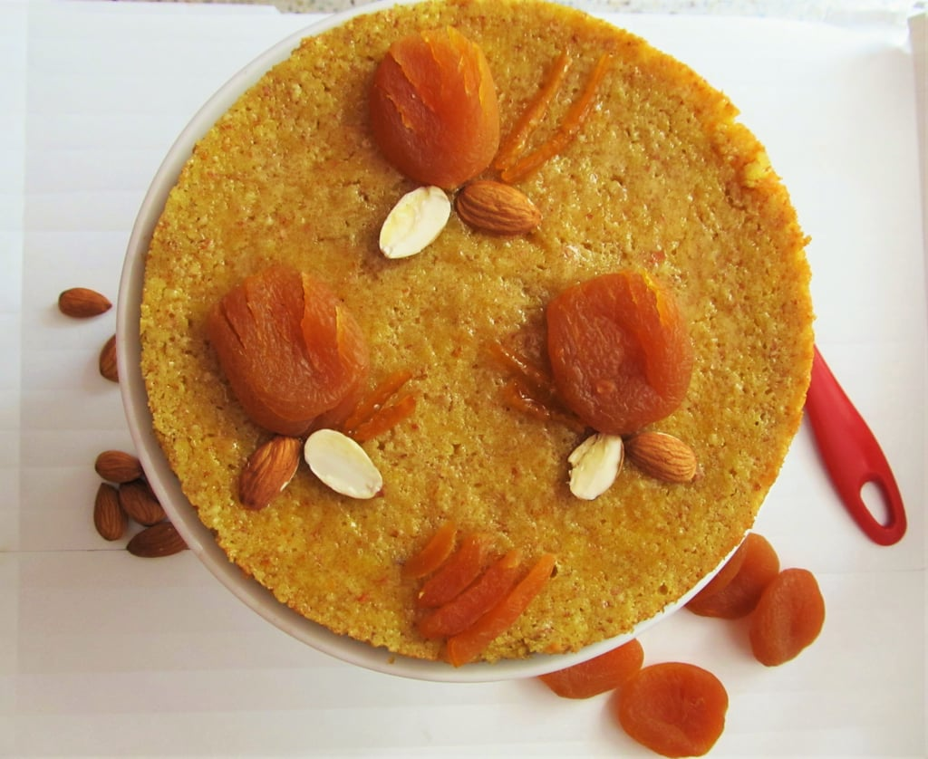 Gluten-Free Spanish Orange And Almond Cake ( Butter-Free) – By Simran Oberoi Multani