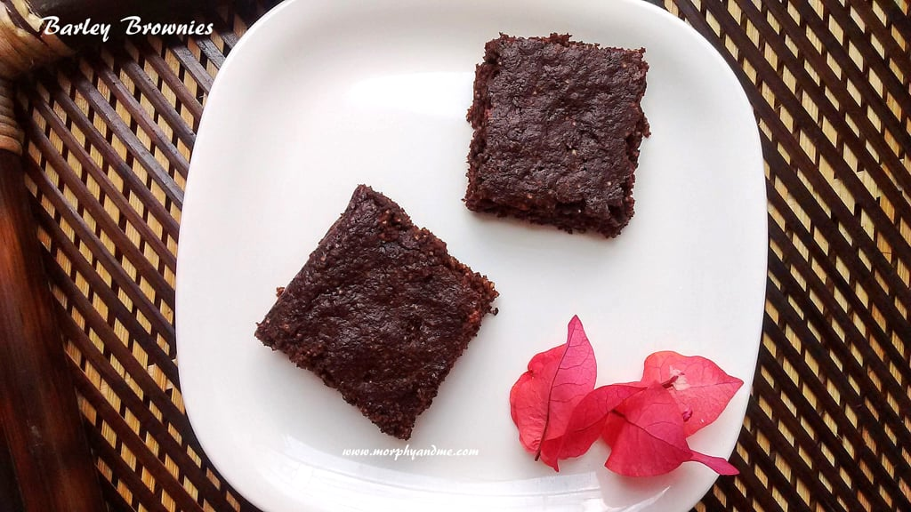 Barley Brownies