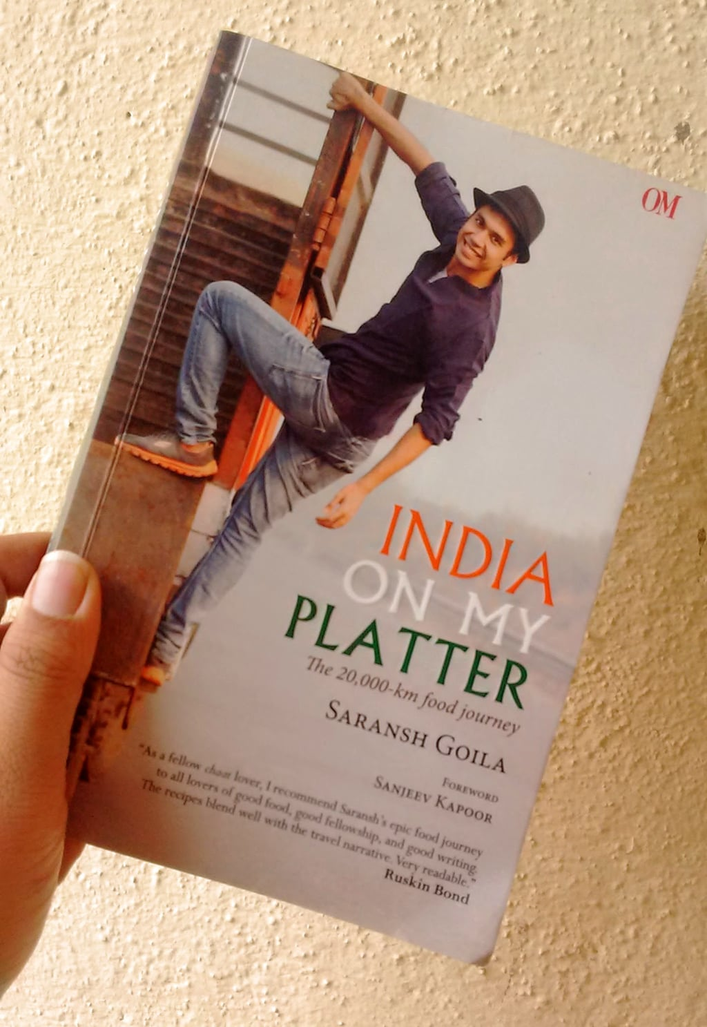 Saransh Goila's – India On My Platter