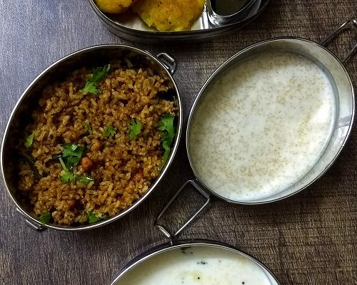 Lunchbox Ideas 12 : Sabudana Tikki, Amaranth Pudding And More