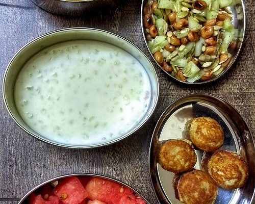 Lunchbox Ideas 6 | Oats Unniappam, Vangi Baath and More