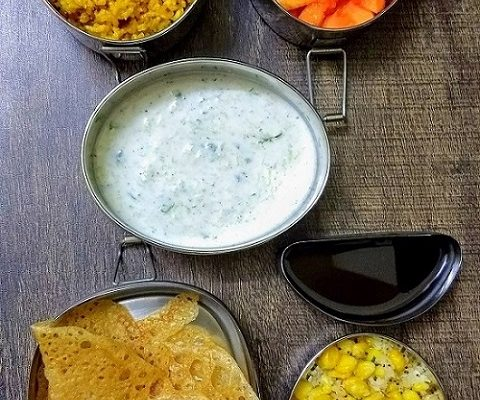 Lunchbox Ideas 9: Instant Rava Dosa, Tomato Rice And More
