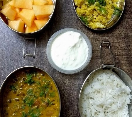 Lunchbox Ideas 15: Dal Makhani And More