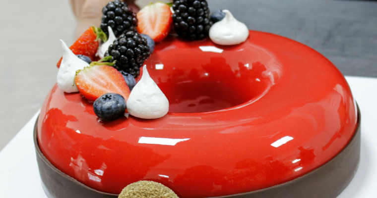 Academy Of Pastry Arts | Modern French Pastry Demo